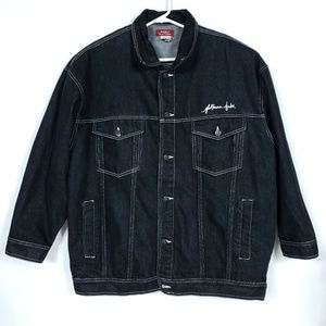 Platinum Fubu Fat Albert XXL Denim Jean Jacket